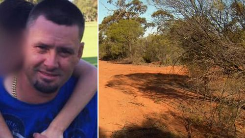 Matthew Boyd's body has been found in remote WA bushland.