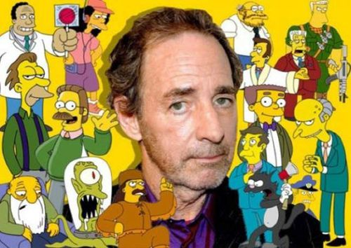 The many Springfield residents voice by Harry Shearer.