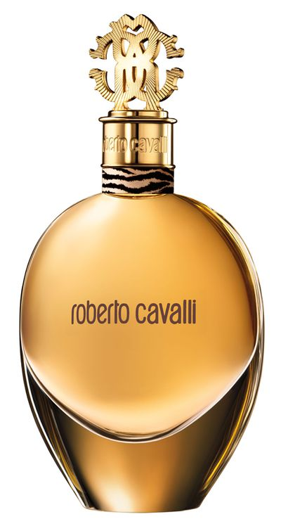 "<a href=""http://www.myer.com.au/shop/mystore/Roberto-Cavalli-edp-105123250"" target=""_blank"">Roberto Cavalli EDP (75ml), $140.</a>"