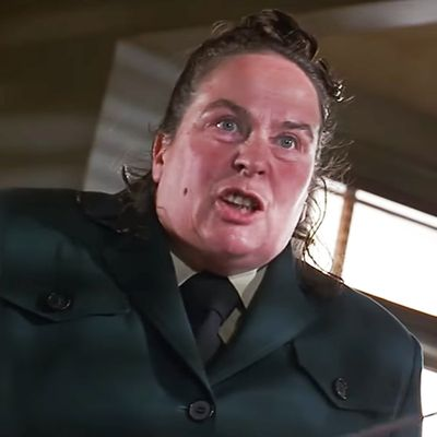 Pam Ferris as Miss Trunchbull