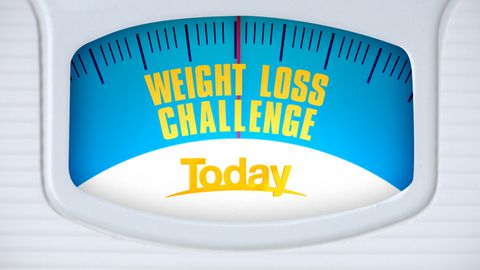 Today Weight Loss Challenge Week one diet plan