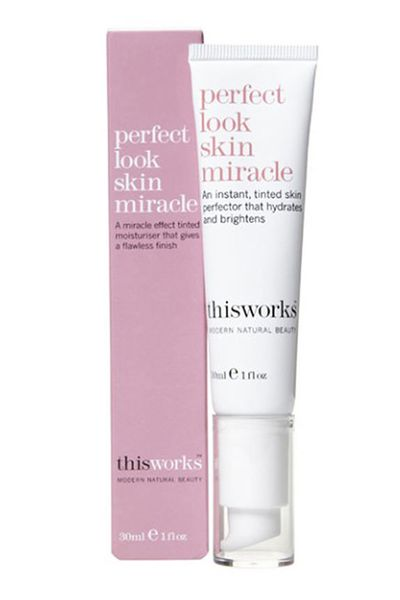 "<a href=""http://mecca.com.au/this-works/perfect-look-skin-miracle/I-014197.html#q=This+Works&start=1"" target=""_blank"">Perfect look Skin Miracle, $59, this works</a>"
