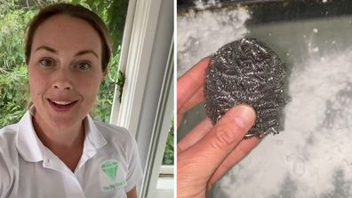 Professional cleaner shares her no-chemical method for cleaning your oven on TikTok