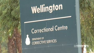 inmates jump onto roof in wellington jail security breach