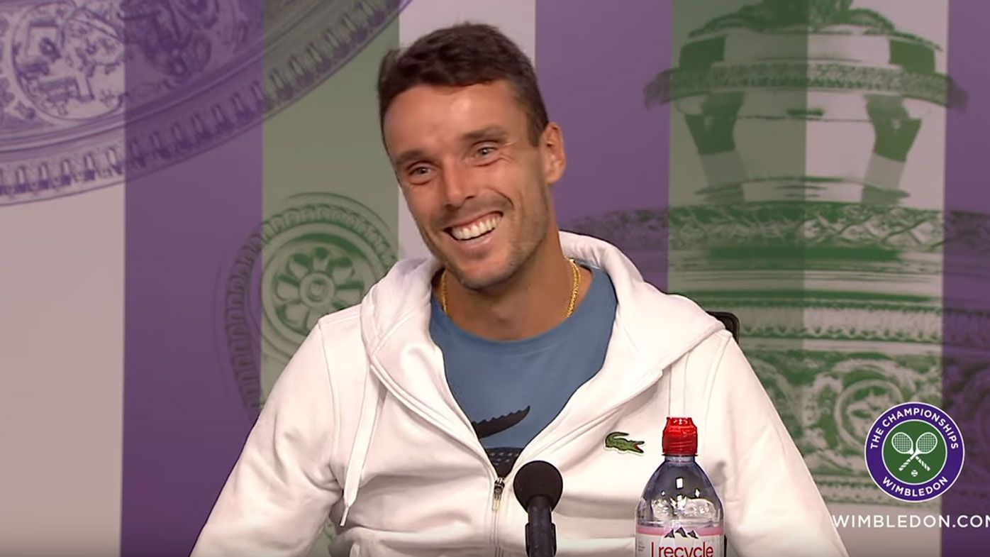 Roberto Bautista Agut cancels bachelor party ahead of Wimbledon semi-final clash