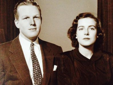 Mark Miller's parents, Richard and Ann Miller.