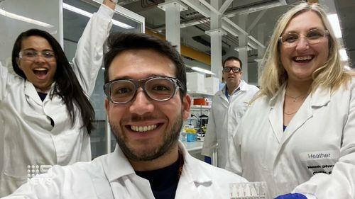 Monash university blood test coronavirus