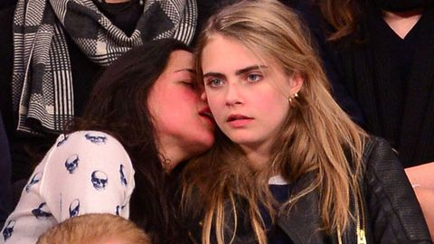 Cara and Michelle