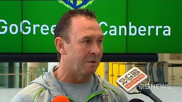 Stuart fed up with NRL wrestle talk