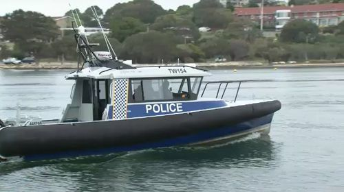 The desperate search for two fisherman missing in waters off Perth has continued today after the bodies of two of their relatives were found in the ocean yesterday near Rottnest Island.