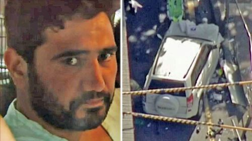 Noori has been charged with 18 counts of attempted murder. (Supplied)