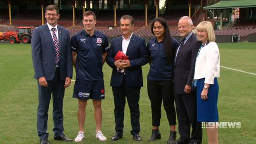 News Sydney Football Stadium demolition Sydney Cricket Ground Trust deal Sydney Roosters NRL