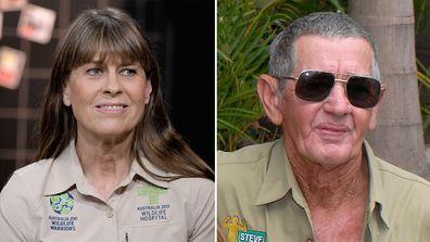 Terri Irwin, Bob Irwin, feud, Australia Zoo