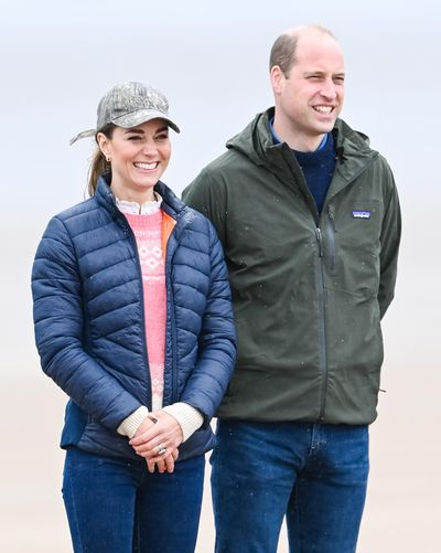 The Duke and Duchess of Cambridge visit St Andrews, May 26