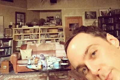 @therealjimparsons: End of taping show number five...Dark set!