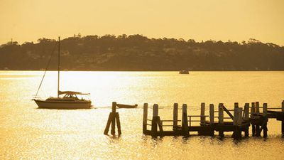The cheapest property in Port Hacking, down south, sold for $1,055,000. (Tourism NSW)