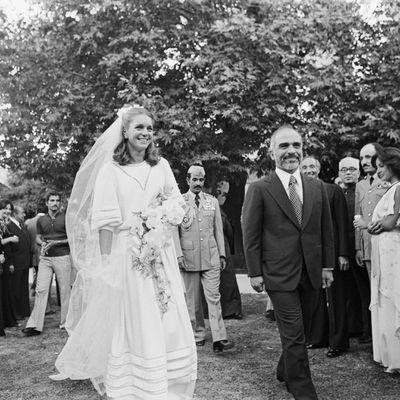 Queen Noor, May 15, 1978