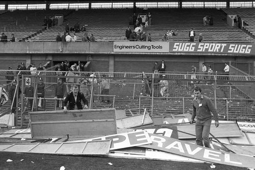 The Hillsborough disaster is one of the blackest days in Britain's history. Picture: AAP