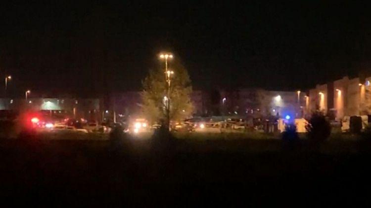 Indianapolis: Multiple people shot at FedEx site, gunman dead