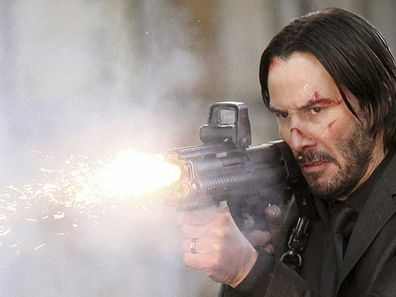 Keanu Reeve as John Wick