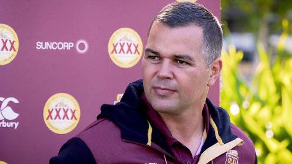 Rabbitohs coach Anthony Seibold hasn't entertained Broncos NRL job