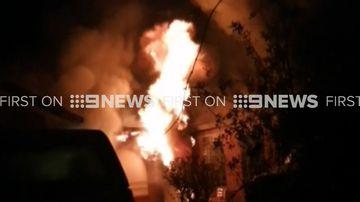 Hero pair rescue elderly couple from house blaze