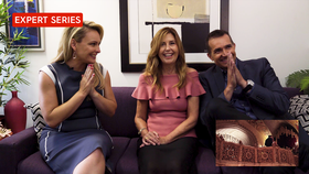 The experts react to Michael and Martha's wedding