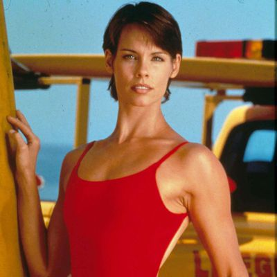 Alexandra Paul as Stephanie Holden: Then