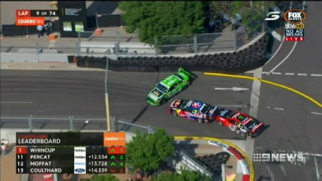 V8 season set for thrilling finale