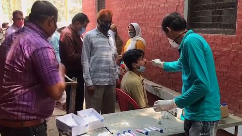 India is running out of COVID-19 vaccines, as second wave accelerates