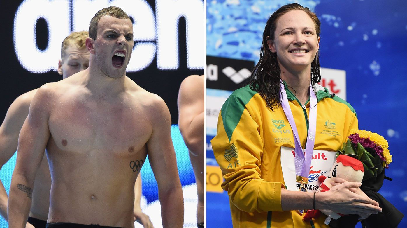 Cate Campbell ends years of doubt in 52 seconds at Pan Pacs in Tokyo