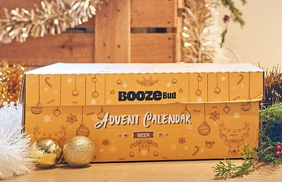 Boozebud Beer Advent Calendar