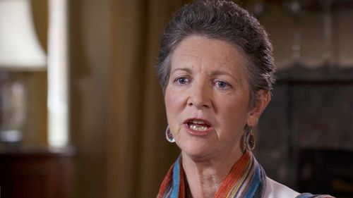 Dr Janice Withnall is an expert on alcohol abuse among women. (60 Minutes)
