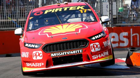 Scott McLaughlin.