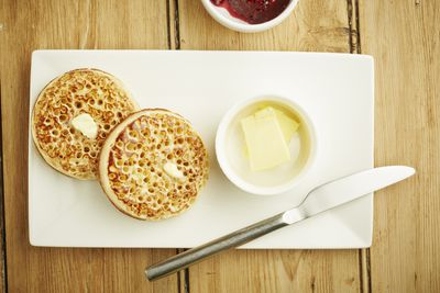 <strong>Swap crumpets for...</strong>