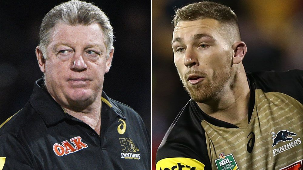 "Penrith's Phil Gould declares the Bryce Cartwright allegations a ""private matter"""