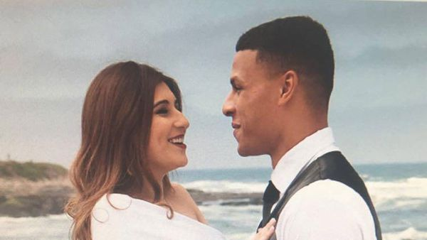 Wife of U.S. Marine killed in California reveals her anguish