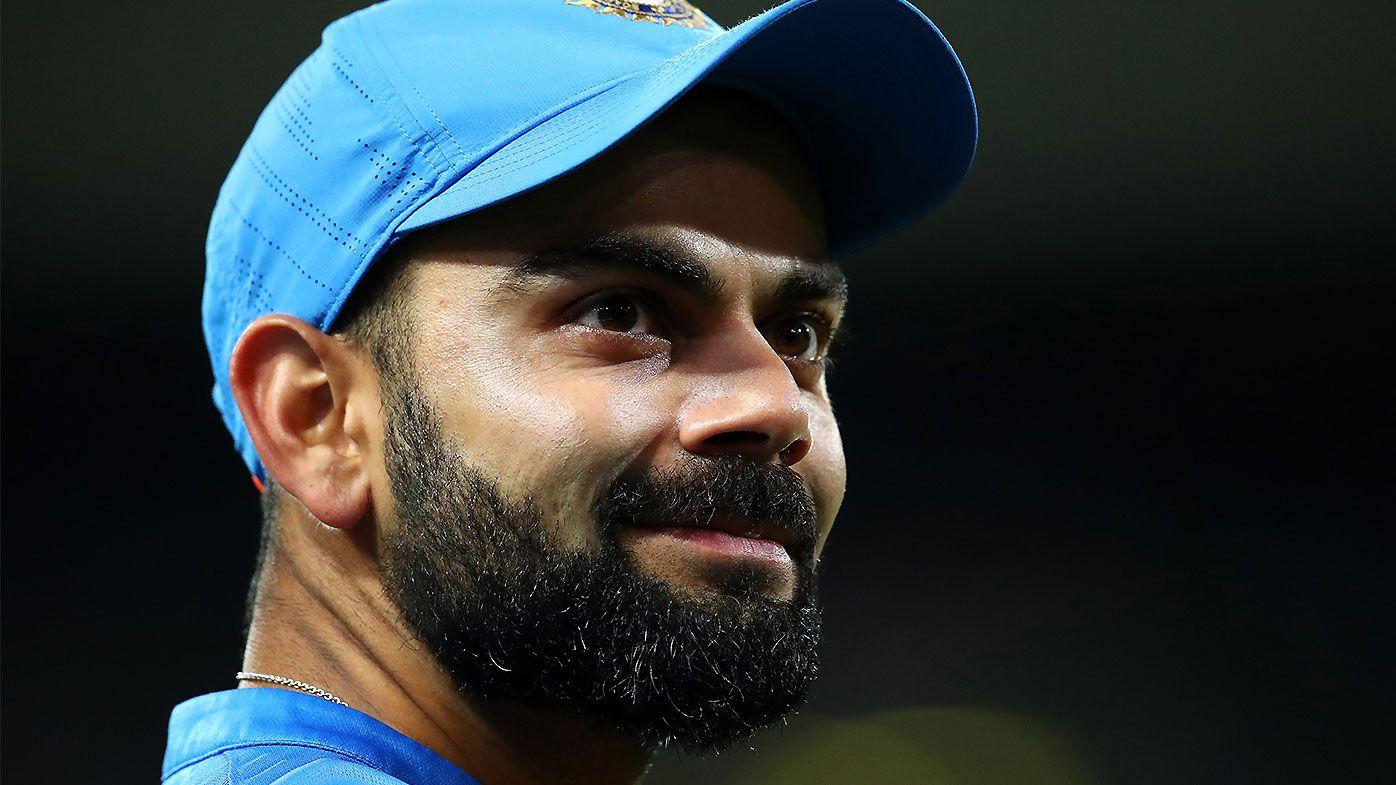 Sublime Virat Kohli half-century delivers India series-tying win in third T20