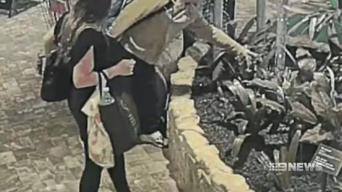 The RSPCA are looking for a man and a woman after they were seen dumping kittens in a Tea Tree gardens shopping centre.