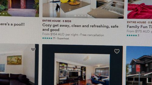 Neighbours and homeowners are becoming fed up with Airbnb.