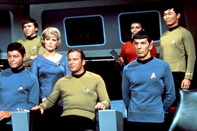 """<B>What's the story?:</B> While it's generally considered the best-known <i>Star Trek</i> quote, the phrase itself has never been used in any <i>Star Trek</i> episode or film. Some lines have come close, the nearest being an episode of the (poorly) animated series where Captain Kirk says """"Beam <i>us</i> up, Scotty"""".<br/><br/><B>When to use it:</B> When you desperately want to get out of somewhere and don't mind outing yourself as a geek.<br/><br/><B>When not to use it:</B> In conversation with anyone from Scotland. It's not the first time they've heard it."""