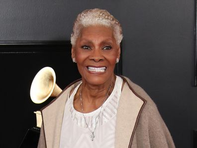 Dionne Warwick attends the 61st Annual GRAMMY Awards at Staples Center on February 10, 2019 in Los Angeles, California.