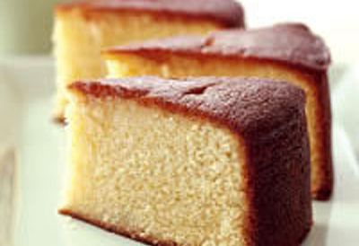 14. Moist lemon cake