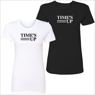 "<a href=""https://store.timesupnow.com/collections/frontpage/products/fitted-logo-t-shirt"" target=""_blank"" draggable=""false"">Official Time's Up t-shirt, $31.75</a>"