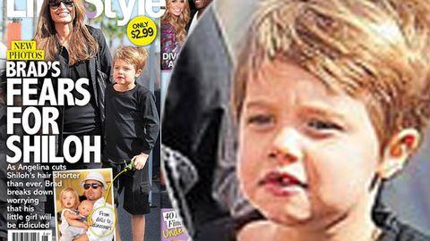 Shiloh Jolie-Pitt gets an even shorter haircut, tabloid mag freaks out