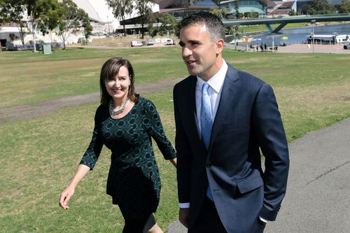 Susan Close will join Mr Malinauskas as Deputy Leader. (AAP)