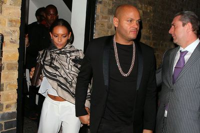"""Fanning the flames of the marital saga, a just-published <i>Grazia</i> interview with Mel B hit the headlines and only added to the rumblings of a troubled marriage.<br/><br/>Mel was three hours late for the chat and """"not in the best of moods"""", reportedly admitting to having a fight with her husband.<br/><br/>""""I walked in pissed off because I had a big row with my husband about stupid stuff,' <i>Grazia</i>'s Olivia Foster quoted Mel as saying. """" 'Sometimes he p----s me off like no other, but he gets me."""""""