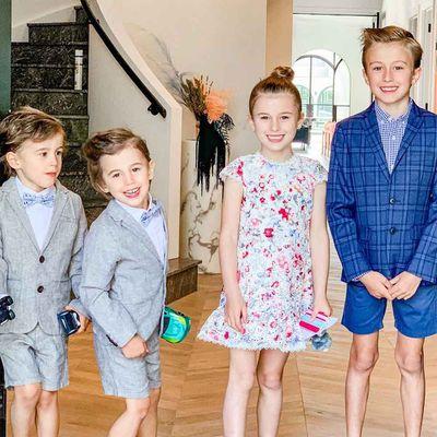 Bec Judd: 4 kids