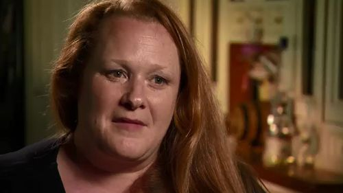 Melanie Harris-Brady escaped the Black Saturday bushfires with her life and a few possessions.