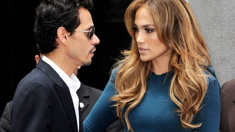 Custody war looming for Jennifer Lopez and Marc Anthony?